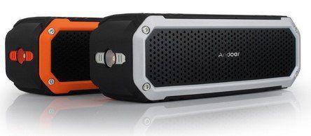 Andoer 10W Wireless Bluetooth 4.0 Outdoor Lautsprecher für ~16,40€