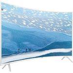 Samsung UE43KU6519 – 43 Zoll UHD 4K Curved Fernseher Triple Tuner Smart TV in weiß für 467,42€ (statt 655€)
