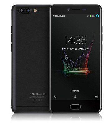 MEIIGOO M1 LTE Smartphone mit Dual Sim, 6GB RAM, 64GB ROM, Fingerprint, 13MP für 129,99€ (statt 153€)