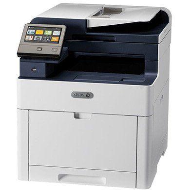 Xerox WorkCentre 6515DNI Farb Multifunktionsgerät (4in1, Drucker, Kopierer, Scanner, Fax, WLAN, Duplex, Netzwerk) für 325,90€ (statt 369€)