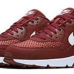 Nike Air Max 90 Ultra 2.0 Essential Herren Sneaker in Dunkelrot für 76,10€ (statt 102€)