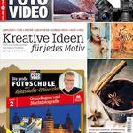 12 Ausgaben Chip Foto Video für 73,80€ mit verschiedenen Prämien – z.B. 50€ Verrechnungsscheck