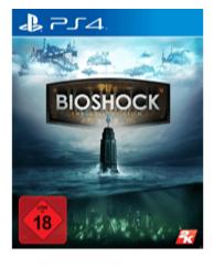 Saturn: Top Spiele zu Aktionspreisen   z.B. Watch Dogs 2 für 19,99€