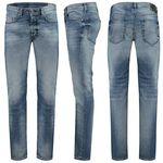 """DIESEL """"Buster 853P"""" Herren Jeans Regular Taper Fit für 62,91€ (statt 80€)"""