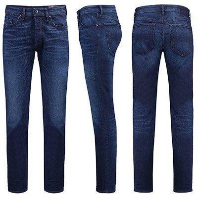 DIESEL Herren Jeans Buster 084HJ Regular Slim Tapered für 122,41€ (statt 150€)