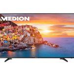 MEDION LIFE P18100 – 55 Zoll UHD Smart TV mit WLAN für 429,99€