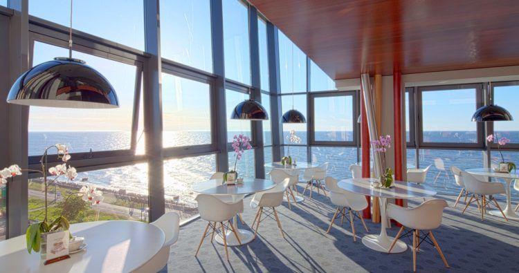 3, 4 o. 7 ÜN im 5* Hotel an der polnischen Ostseeküste inkl. Frühstück, HP oder VP, SPA ab 89€ p.P.