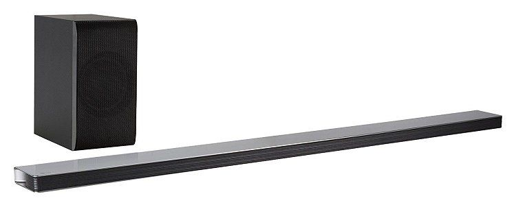 LG SJ8   4.1 Soundbar mit Bluetooth, Subwoofer und 300 Watt für 279€ (statt 350€)