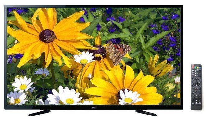 Jay Tech JTC DVX3   31,5 LCD Fernseher mit LED Backlight ab 154€