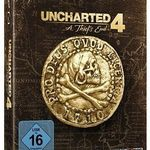 Uncharted 4 – A Thief's End Special Edition (PS4) für 24,99€ (statt 34€)