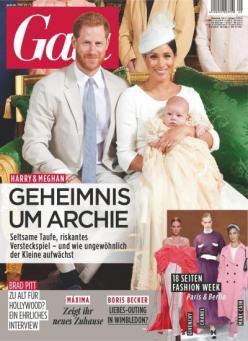 Gala Jahresabo mit 52 Ausgaben für 192,40€ + 135€ Gutschein