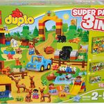 Lego duplo (66538) Wildpark – Super 3-in-1 Pack für 50€ (statt 73€)