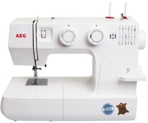 AEG 145DL   Freiarm Nähmaschine mit 22 Programmen für 79,99€