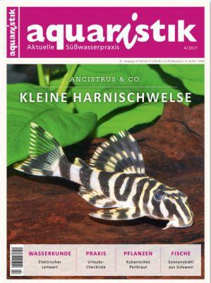 1 Ausgabe Aquaristik gratis – endet automatisch