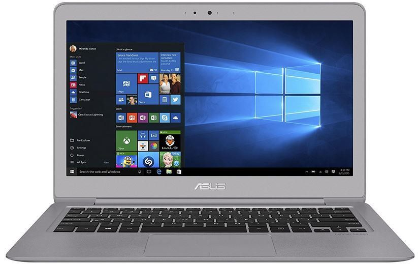 Asus Zenbook UX330UA   13 Zoll Notebook mit i5, 8GB RAM, 256GB SSD ab 699€