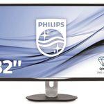 Philips BDM3270QP2 – 32″-Monitor mit Pivot-Funktion für 339,15€ (statt 407€)