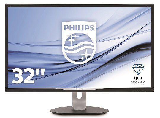 Philips BDM3270QP2   32 Monitor mit Pivot Funktion für 339,15€ (statt 407€)