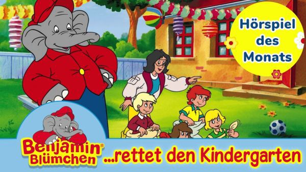 Benjamin Blümchen rettet den Kindergarten (Folge 28) kostenlos