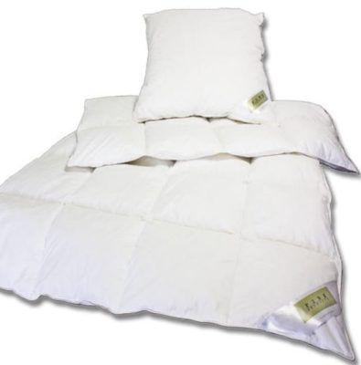 Synthetik Bettdecken Set 135x200cm + 80x80cm Kissen für 18,95€