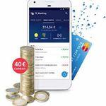 o2 Banking mit 40€ Cashback auf Smartphones – z.B. Huawei P10 lite für eff. 209€ (statt 265€)