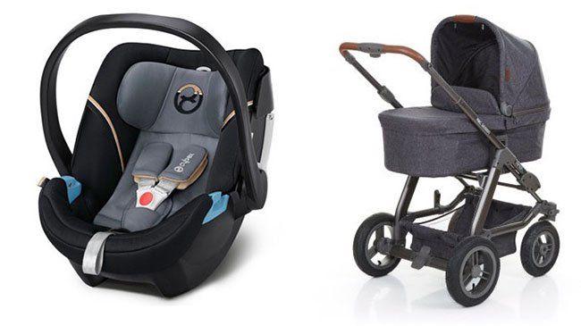 Nur heute! Bis zu 40€ Rabatt beim Babymarkt   z.B. Guardianfix Pro 2 Kindersitz für 169,99€ (statt 239€)