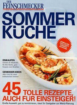 Der Feinschmecker: 12 Ausgaben für 119,40€ inkl. 65€ Amazon Gutschein