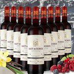 9 Flaschen Joseph Castan Haut de Schiste Rotwein für 39,90€