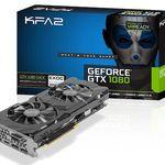 KFA2 GeForce GTX 1080 EX OC 8GB Grafikkarte für 477€ (statt 560€)