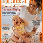 """Jahresabo der Zeitschrift """"Eltern"""" für 50,40€ inkl. 40€ Gutschein"""