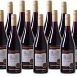12 Flaschen Südafrikanischer Skoonuitsig Prestige Shiraz Cabernet Rotwein für 39,99€