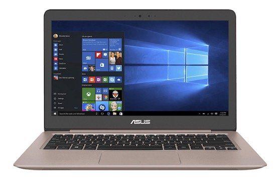 ASUS UX310UQ FC366T   13,3 Zoll Ultrabook mit 256GB und GeForce GTX 940MX für 699€ (statt 985€)