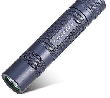 Convoy S2+ LED Taschenlampe für 8,83€ (statt 33€)