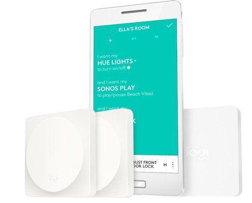 Logitech Pop Starter Pack (für Smart Home Geräte) für 63,99€ (statt 95€)