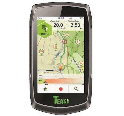 Teasi One Classic Outdoor Navigationsgerät für 119,97€ (statt 159€)