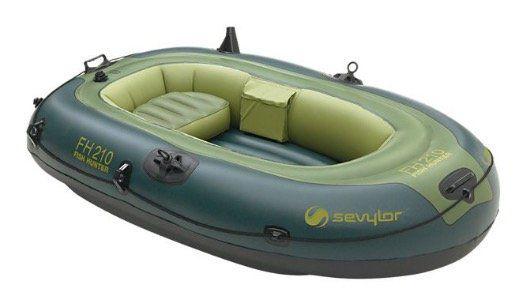 Sevylor Fish Hunter FH210 Schlauchboot für 59,79€ (statt 71€)