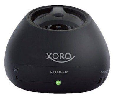 Xoro HXS 650 tragbarer Mini Lautsprecher für 14,99€ (statt 20€)