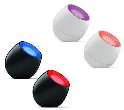 2er Pack Philips LivingColors Soundlight Lampen für 19,90€(statt 26€)