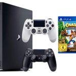 Playstation 4 Pro mit 1TB + 2. Controller + Crash Bandicoot für 389€ (statt 454€)