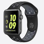 Apple Watch Series 2 Nike+ 42mm mit Sportarmband für 313,97€ (statt 433€)