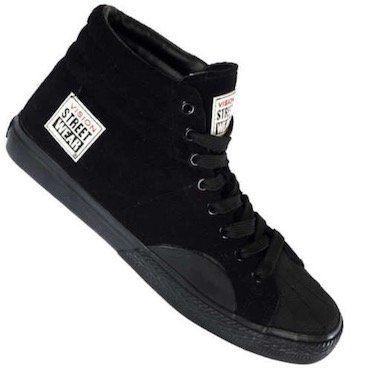 Vision Street Wear Suede Hi Black Sneaker für 18,99€