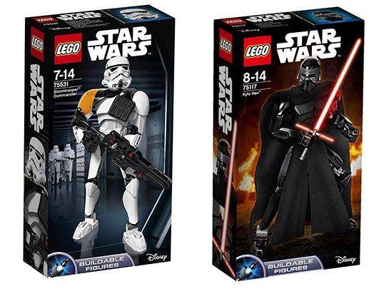 Lego Star Wars Figuren für je 12,98€ bei ToysRUs