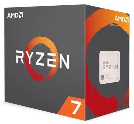 AMD Ryzen 7 1700X Box WOF für 309€ (statt 339€)