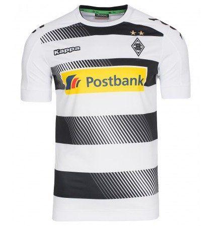 Borussia Mönchengladbach Home Trikot 2016/2017 für 14,99€ (statt 35€)