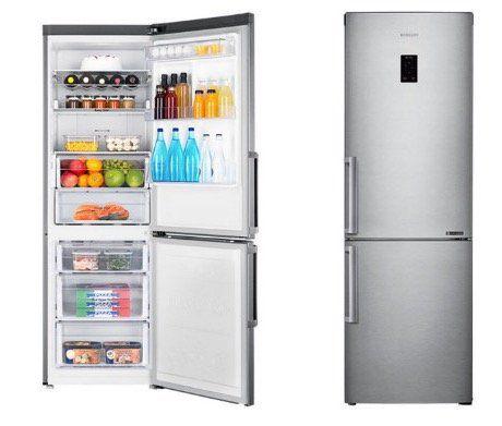 Samsung RB33J3315SA Kühl Gefrierkombi mit NoFrost für 419€ (statt 519€)