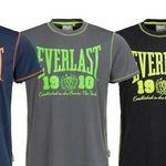 Everlast T-Shirts mit großem und kleinem Logo für je 13,99€