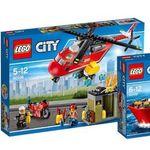 Bis zu 50% auf Lego + 10% Gutschein – z.B. Feuerwehrschiff + Löscheinheit für 53,99€ (statt 94€)
