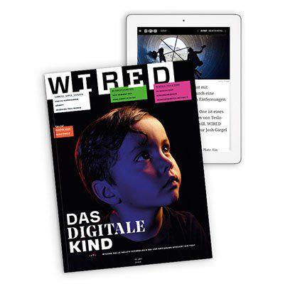 WIRED Jahresabo + Online Zugang für nur 27€ inkl. 25€ Amazon Gutschein*
