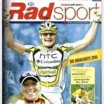 7 Ausgaben Radsport für 20,02€ inkl. 10€ Gutschein oder Verrechnungsscheck