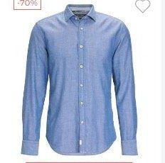 Bis zu 30% Extra Rabatt auf Herren Hemden bei About You + 20% Gutschein + keine VSK