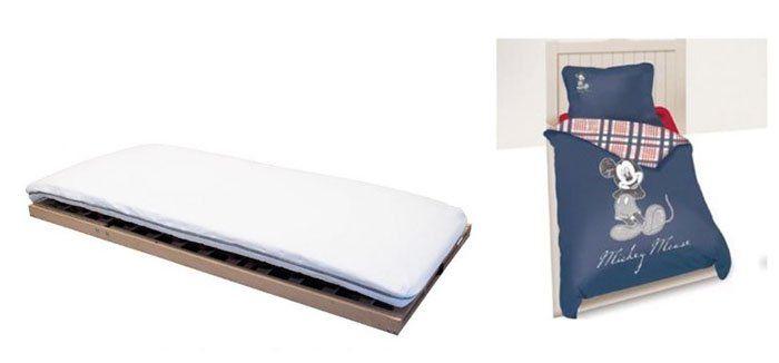 Bettwäsche, Spannbettlaken und Matratze bei TOP12 + VSK frei   z.B. Malfors Schaummatratze für 44,12€ (statt 86€)